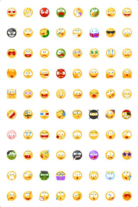 What Is The Full List Of Emoticons Skype Support — Emulatingcars ml